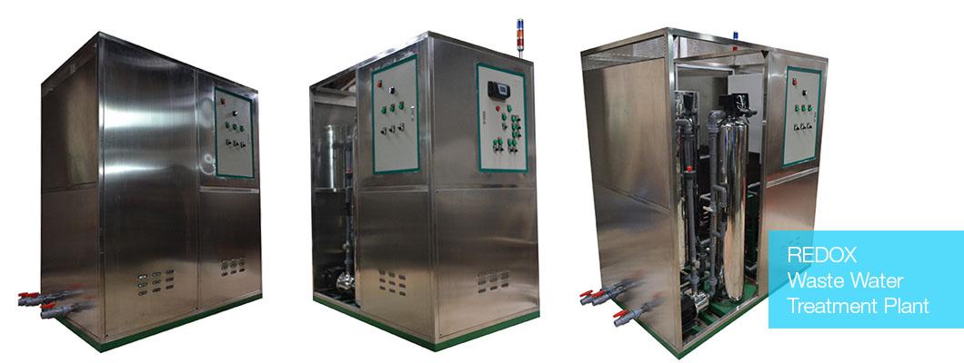 REDOX Waste Water & Water Treatment Plant | Rekayasa Hijau Mandiri