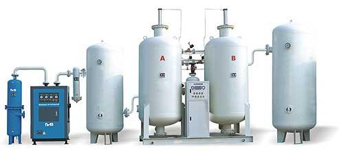 Oxygen Generator Plant