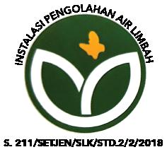 Logo Sertifikasi IPAL RHM